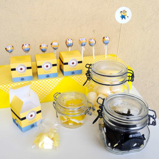 Minion Baby Girl Shower ideas