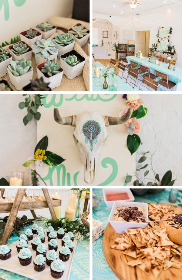 mint-bohemian-baby-shower