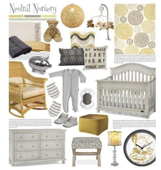 welcome baby nursery room decoration ideas