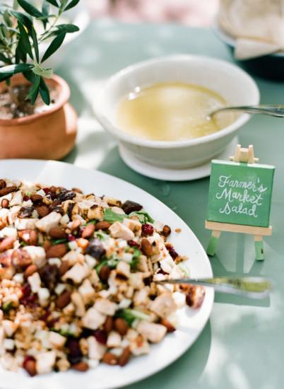 Garden Baby Shower food ideas