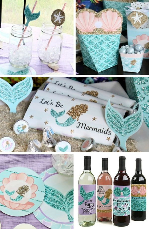 mermaid-baby-shower-ideas