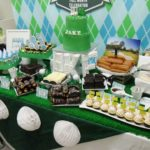 First Masters Tournament Baby Shower