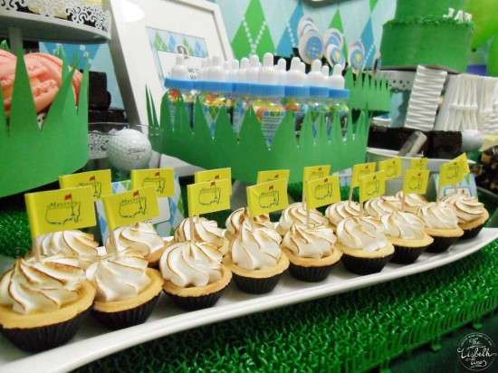 masters cupcake toppers