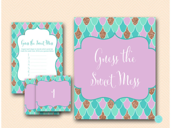 mermaid-baby-shower-game-guess-the-sweet-mess-game