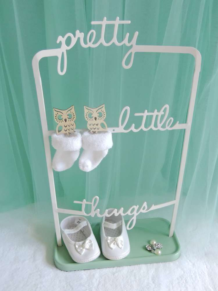 Welcome Home Baby Owl Shower Baby Shower Ideas 4U