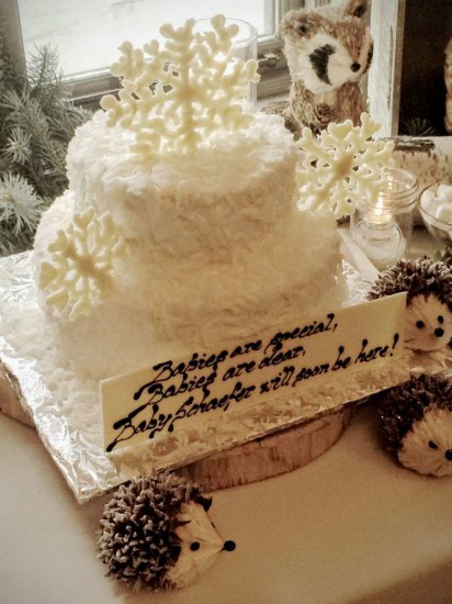 wintery-woodland-animal-baby-shower-cake