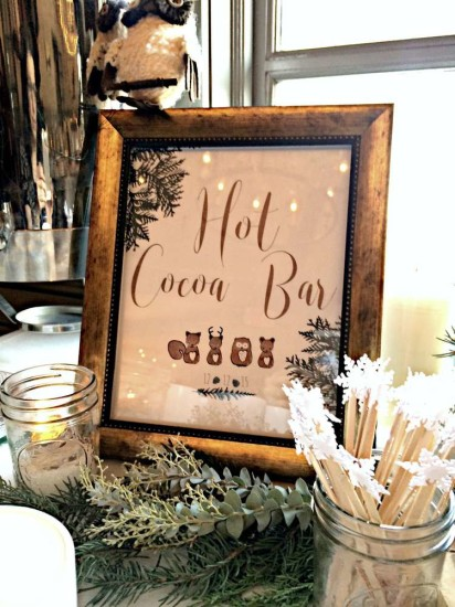 wintery-woodland-animal-baby-shower-hot-cocoa-bar