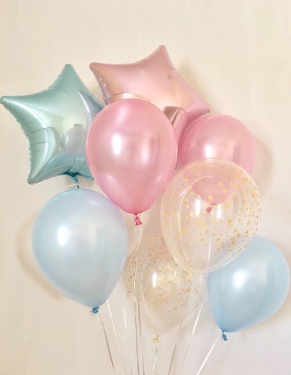pink-blue-and-gold-star-balloons