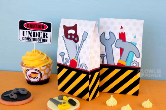 baby-under-construction-baby-shower favor bags