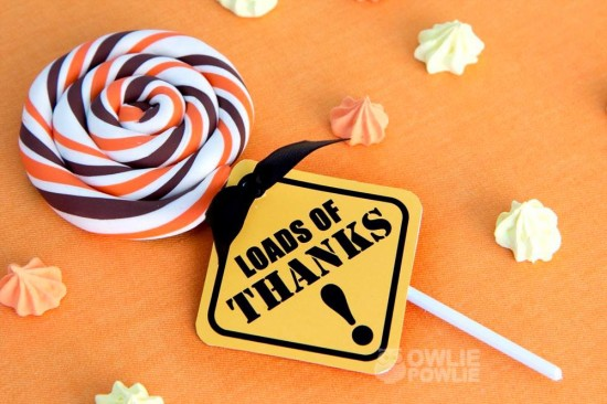 baby-under-construction-baby-shower favors loads of thanks