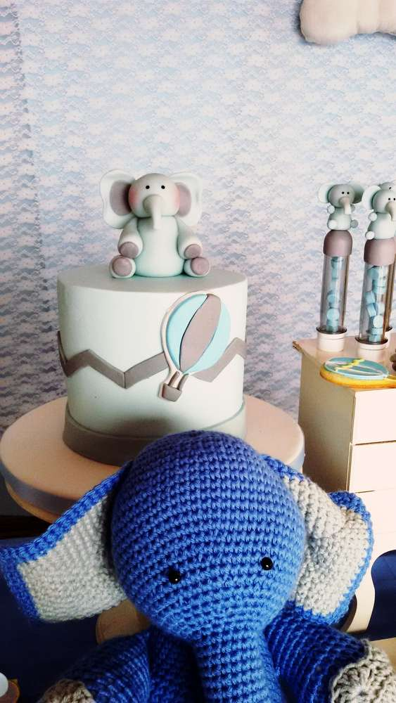 Little Elephant Baby Shower Baby Shower Ideas Themes