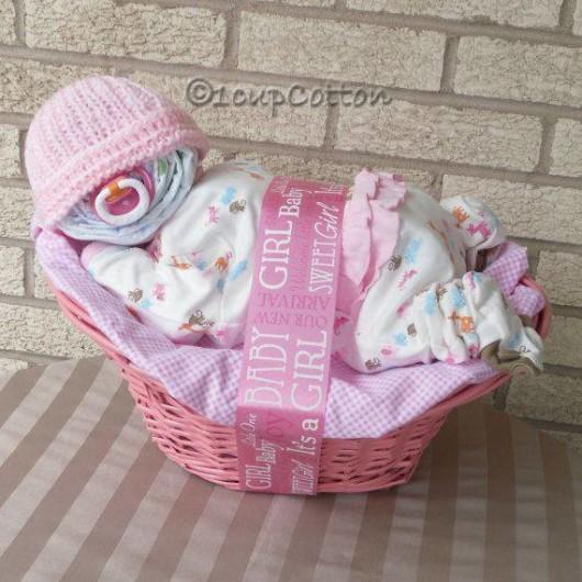 napping baby basket