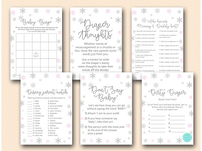 pink-silver-snowflake-baby-shower-game-printable-downloads