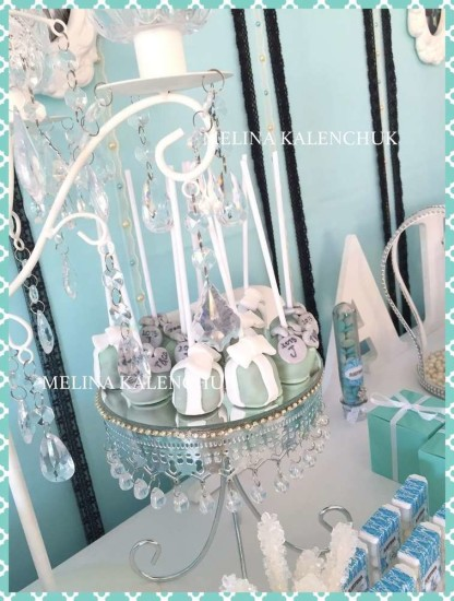 tiffany-baby-shower cake pops