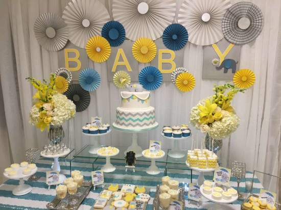 Baby-Shower-Elephants-Dessert-Table-2