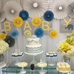 Glam Elephant Baby Shower