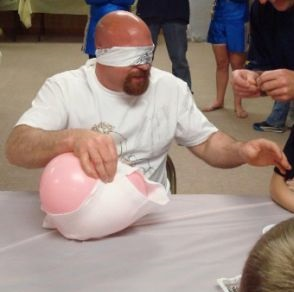 diaper-balloon-game-coed-baby-shower-games