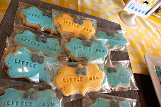 baby-shower-little-man-cookies