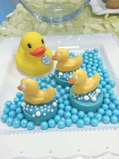 rubber-ducky-baby-shower sweets
