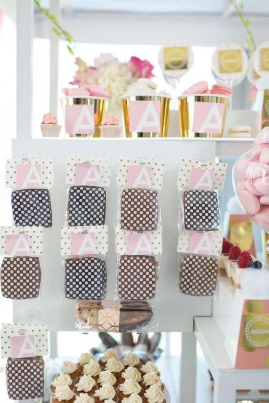 Elegant-Pastel-French-Patisserie-Baby-Shower-Pastel-Treats