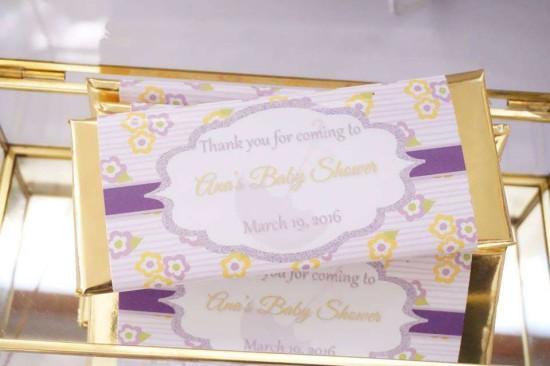 Elegant-Yellow-and-Purple-Baby-Shower-Chocolate