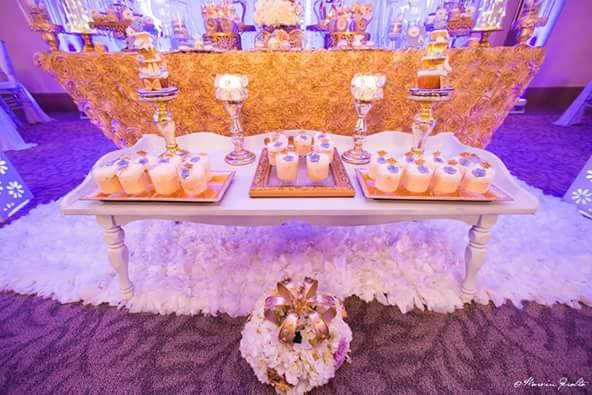 Golden-Enchanting-Princess-Baby-Shower-Food