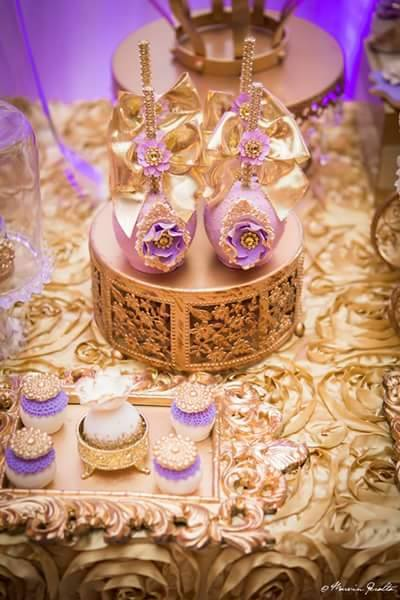 Golden-Enchanting-Princess-Baby-Shower-Golden-Treats