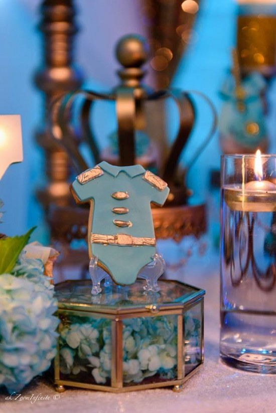 Golden-Glamorous-Prince-Baby-Shower-Decorations-Onsie