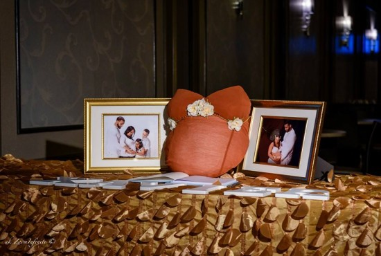 Golden-Glamorous-Prince-Baby-Shower-Framed-Art