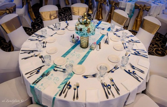 Golden-Glamorous-Prince-Baby-Shower-Guest-Seating