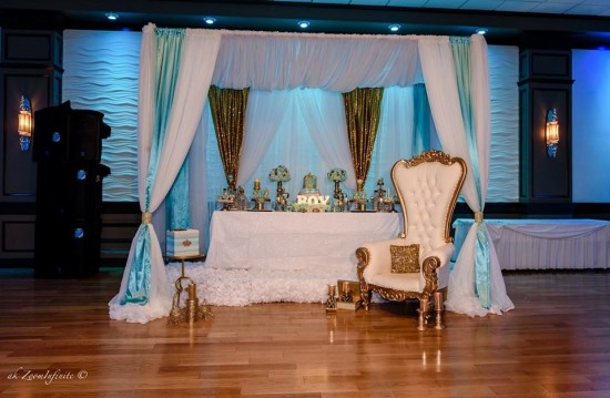 Golden-Glamorous-Prince-Baby-Shower-VIP-Chair