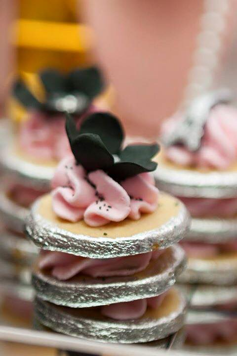 Modern-Chic-Chanel-Baby-Shower-Cookie-Treat