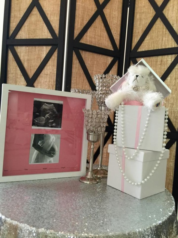 Modern-Chic-Chanel-Baby-Shower-Picture-Decor