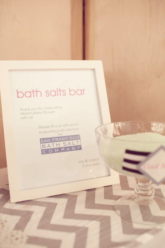 Chic-Pamper-Me-Baby-Shower-Bath-Salt-Sign