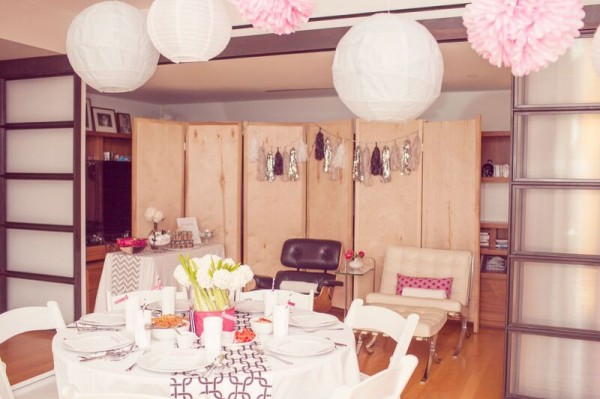 Chic-Pamper-Me-Baby-Shower-Hanging-Lanterns