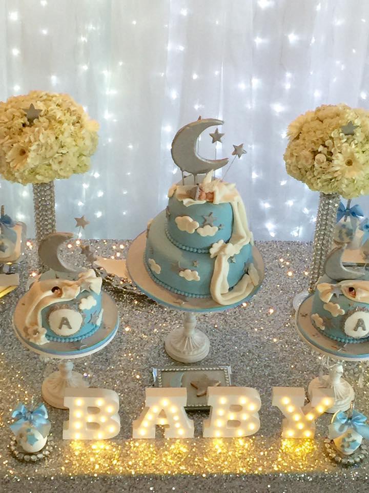 Elegant Twinkle Twinkle Little Star - Baby Shower Ideas