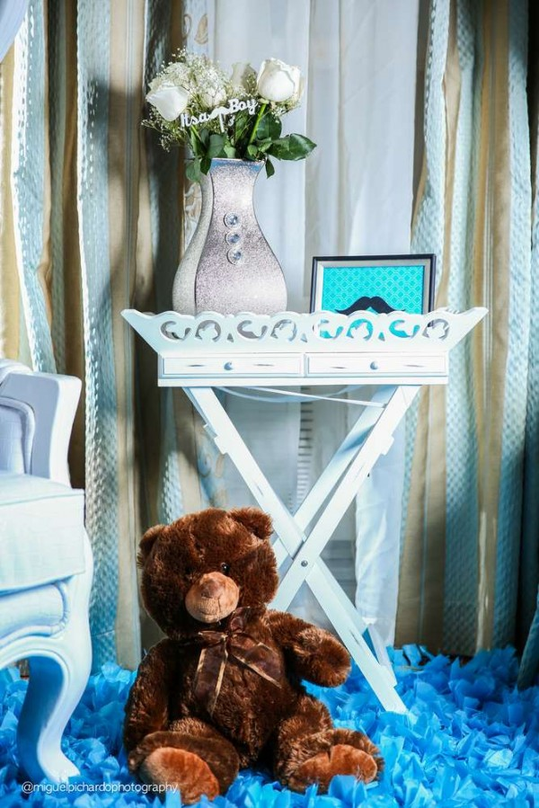 Sophisticated-Mustaches-And-Bows-Baby-Shower-Teddybear