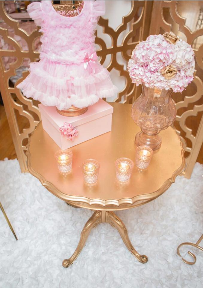 Sweet Pink amp Blush Baby Shower Baby Shower Ideas