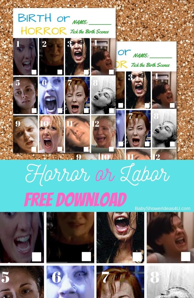 labor or horror film game free download
