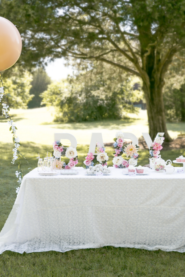 Floral-Tea-Party-Shower-Treat-Table