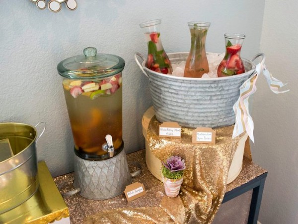 Contemporary-Safari-Baby-Shower-Beverages