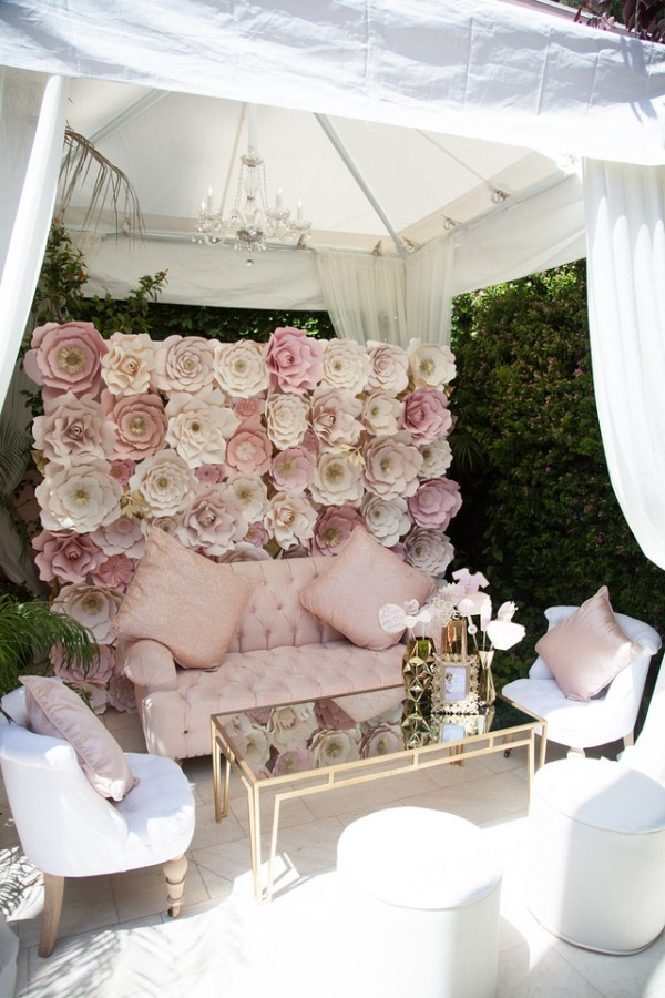 Pink-And-Gold-Tutu-Cute-Baby-Shower-VIP-Seating