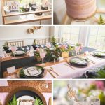 Whimsical Geometric Baby Shower