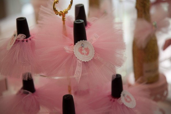 gold-tutu-baby-shower-ballerina