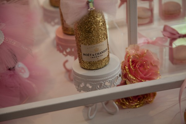 gold-tutu-baby-shower-ballerina-ideas-florals-glitter-chandon