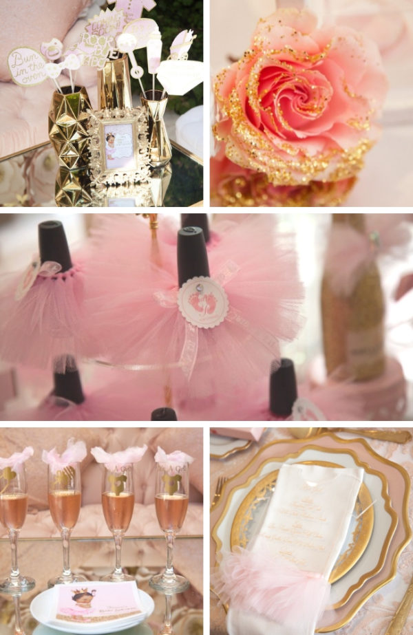 pink-and-gold-tutu-cute-baby-shower