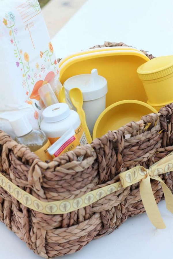 Bright-Bee-Loved-Baby-Shower-Gift-Basket
