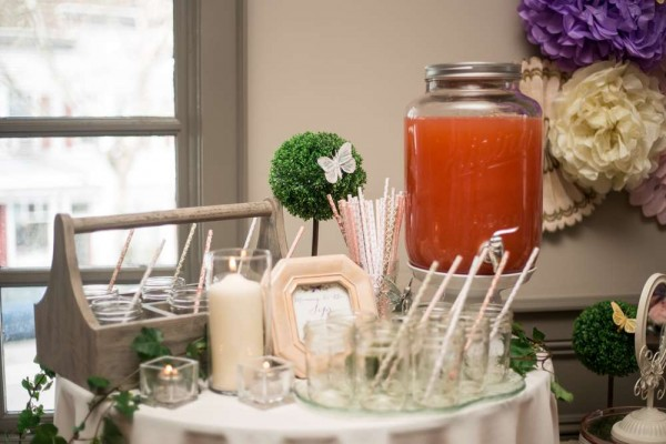Charming-Garden-Baby-Shower-Drink-Table