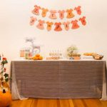 Festive Little Pumpkin Baby Shower