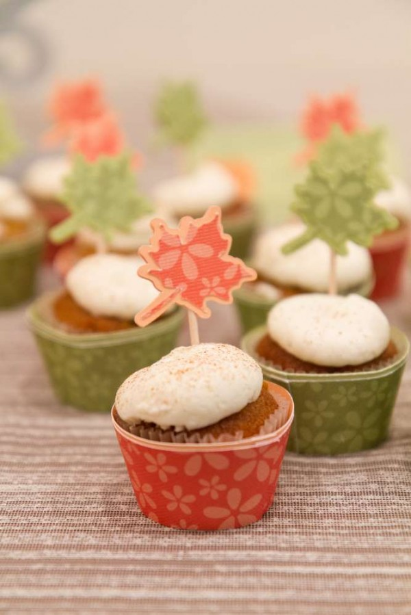 Festive-Little-Pumpkin-Baby-Shower-Cupcake-Topper
